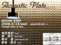 Acousticplatevol15