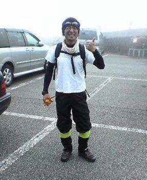 富士山頂へ(3)