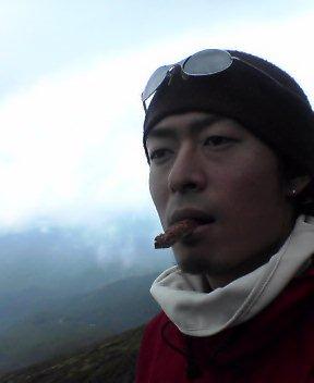 富士山頂へ(8)