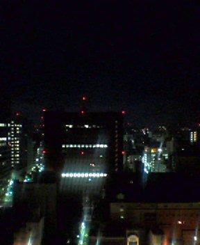 オヤスミナサイ、名古屋
